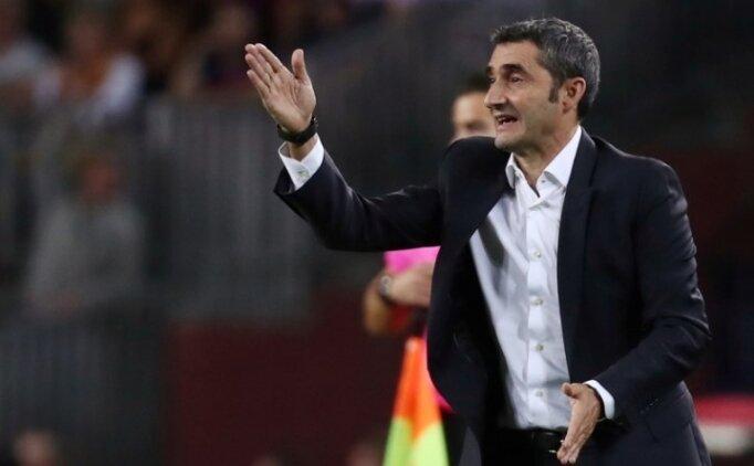 Valverde: 'Inter mükemmel bir takım ama...'