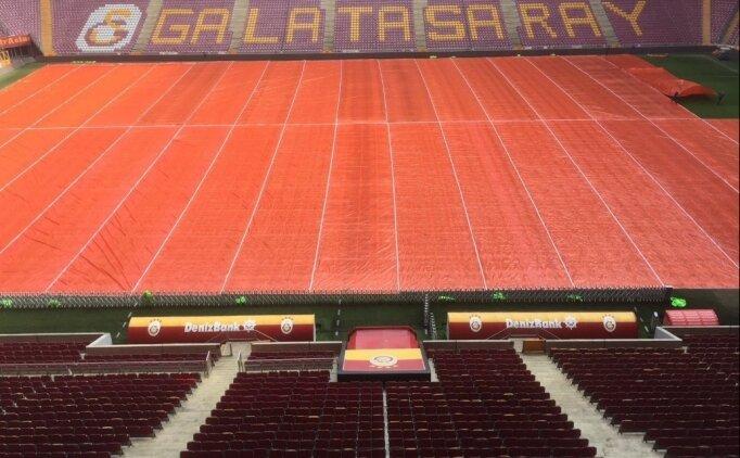 Galatasaray'dan 'kar yağışı' hamlesi!