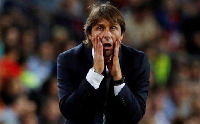 Antonio Conte'den hakem isyanı! 'Hak etmedik'