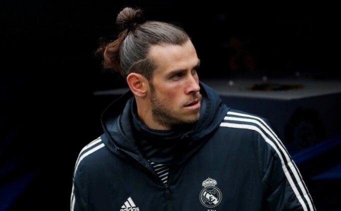 Gareth Bale için Çin iddiası! Servet istedi
