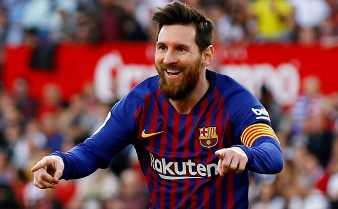 Sevilla cephesi: 'Messi bizi farklı seviyor'