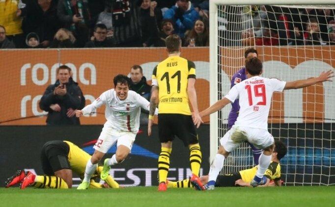 Dortmund'a şampiyonluk yolunda sürpriz çelme!