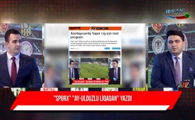 Azerbaycan'da G.Saray ve F.Bahçe iddiası
