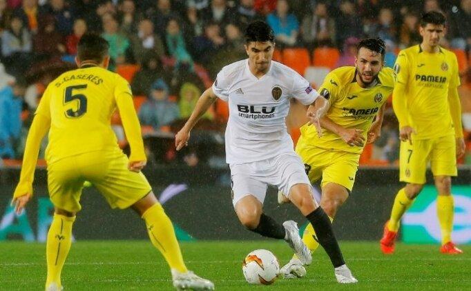 Valencia, Villarreal'i yine devirdi ve yarı final biletini aldı!
