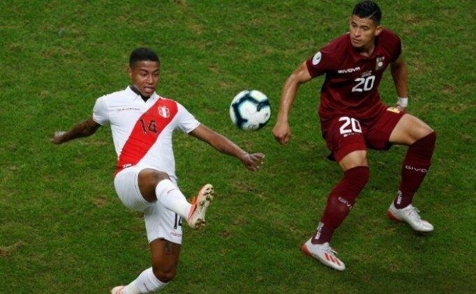 Peru kaçırdı, Venezuela direndi, puanlar paylaşıldı!