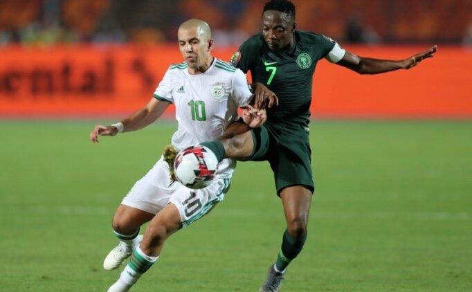 Afrika Uluslar Kupası'nda şampiyon Cezayir!