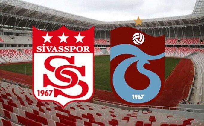 Sivasspor Trabzonspor maçı  özet İZLE, Sivasspor Trabzonspor maçı golleri