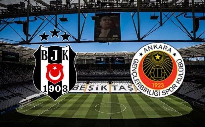 CANLI YAYIN : Beşiktaş Gençlerbirliği izle