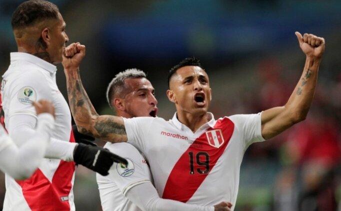 Copa America'da finalin adı: Brezilya-Peru