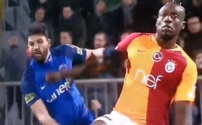 'Diagne'nin pozisyonu kırmızı kart, niye çağırmadın?'