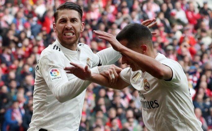 Ramos'tan Barcelona'ya gözdağı; 'Zorlaştıracağız'