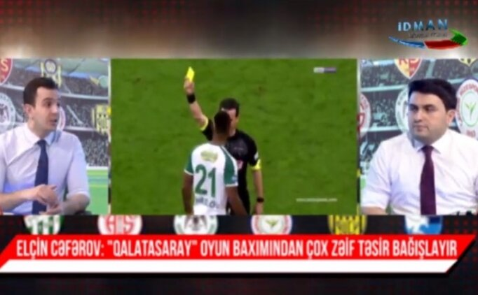 Azerbaycan'da Terim ve Yanal iddiası