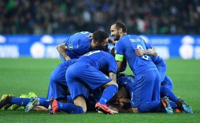 İtalya, Finlandiya duvarını 2 golle aştı!