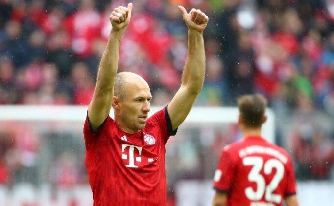 Arjen Robben: 'En az 4 yıl daha oynarım'