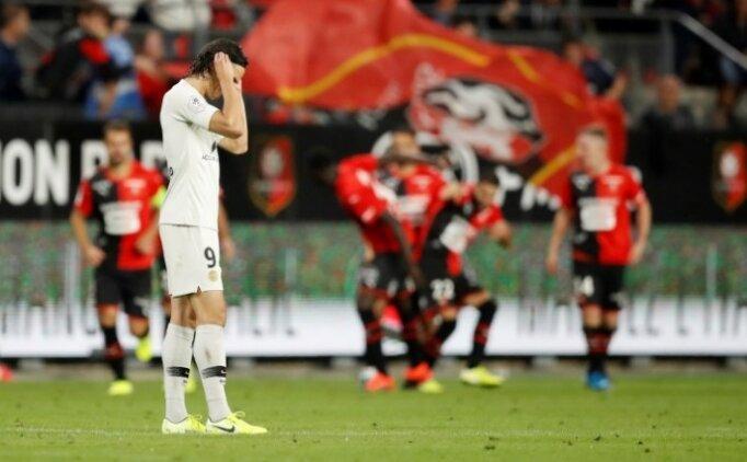 PSG'ye Ligue 1'de büyük şok! Erken yenilgi...