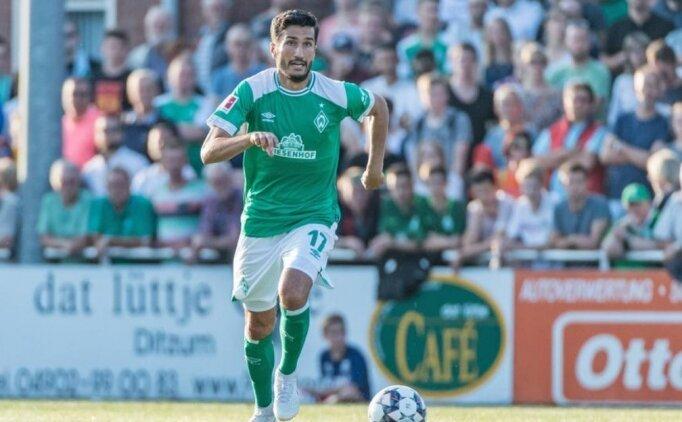 Nuri Şahin asist yaptı, Werder'e yetmedi