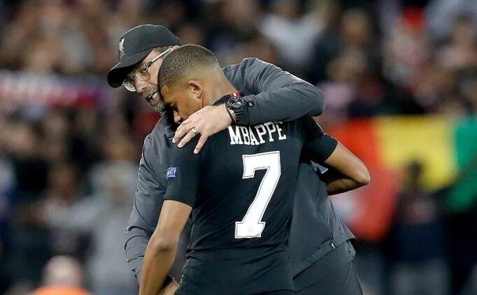 Klopp: 'Mbappe'nin transferi imkansız'
