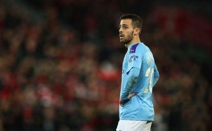 Bernardo Silva: 'Asla pes etmeyeceğiz'