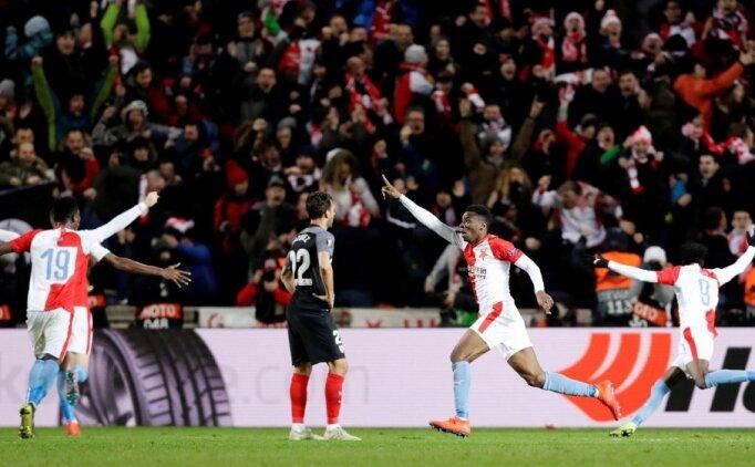Slavia Prag'ın final inancı: 'Sevilla'yı eledik...'
