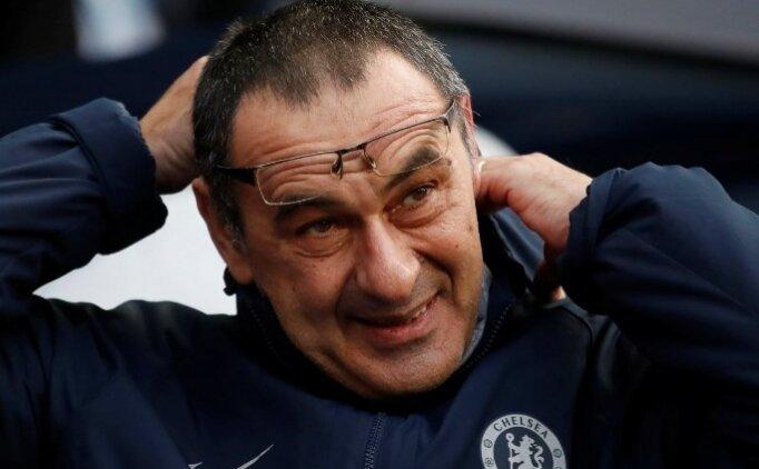Maurizio Sarri istifa açıklaması? 'Sormalıyım'