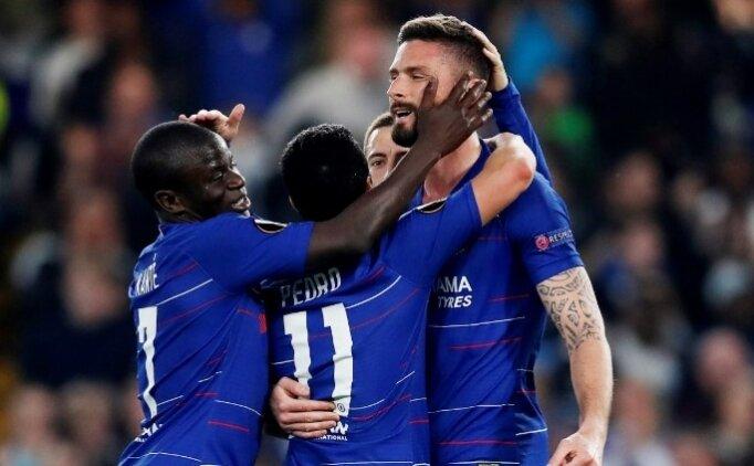 Londra'daki 7 gollü düelloda Chelsea turladı!