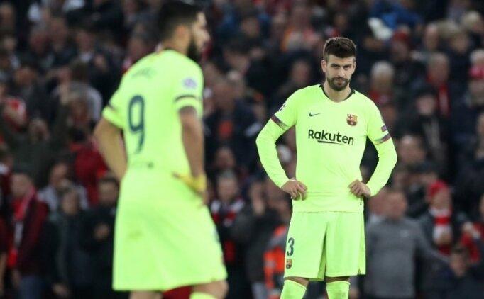 Pique: 'Anfield tam kabustu, unutamadık'