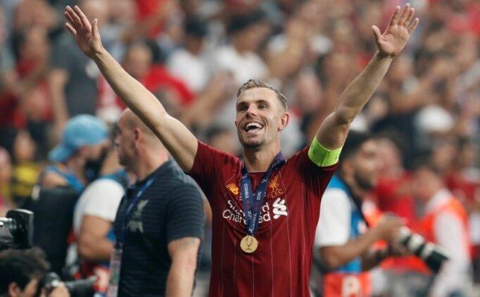 Jordan Henderson: 'Hiç kolay olmadı'