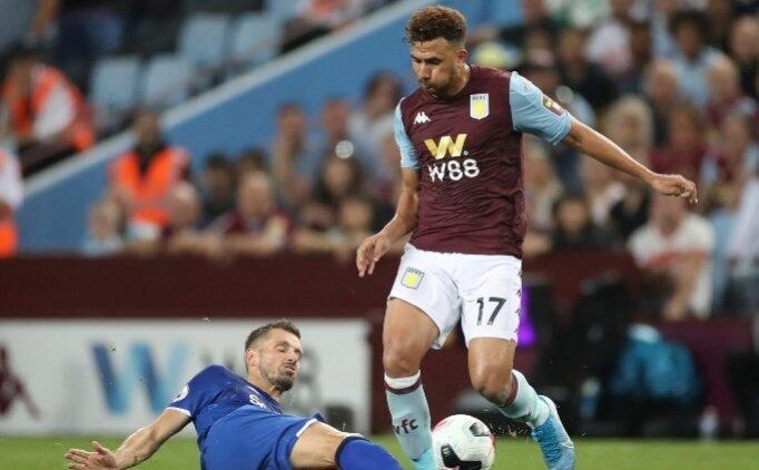 Aston Villa, Everton'ı tanımadı! Cenk Tosun...