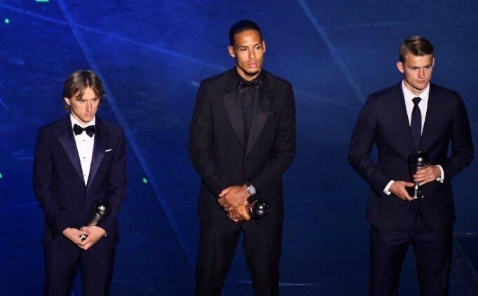 Virgil van Dijk: 'Messi için mutluyum'