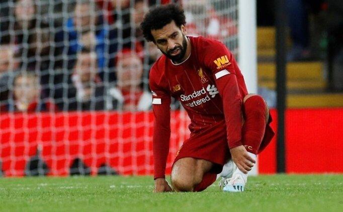 Liverpool'da Salah müjdesi! Dev maça yetişiyor