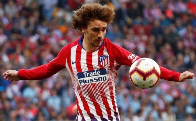 Barcelona'dan Griezmann açıklaması! 'Transferi...'