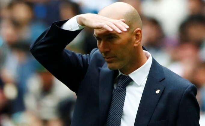 Del Bosque: 'Barcelona en iyisi, Zidane zorlandı'