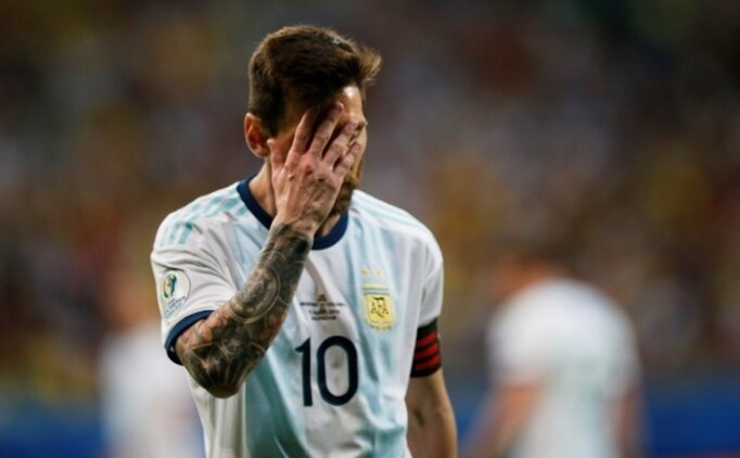 Lionel Messi sustu, Kolombiya güldü!