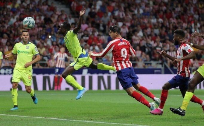 Madrid'de inanılmaz maç! Atletico tek golle güldü