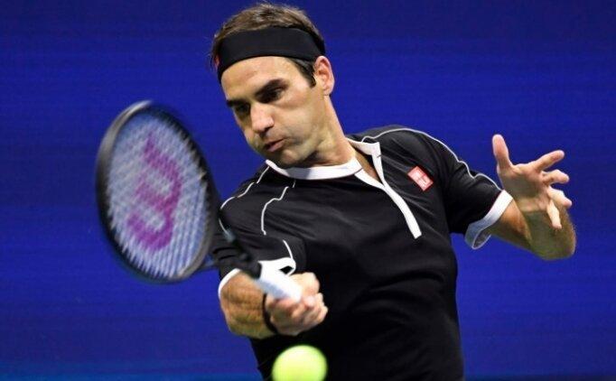 Roger Federer'den ABD Açık'a erken veda!