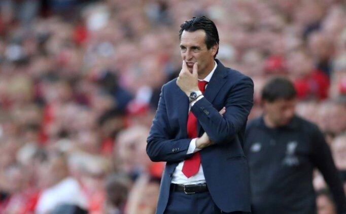 Unai Emery: 'Liverpool'un seviyesine yakınız'