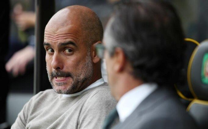 Guardiola: '100 puan almamızı beklemeyin'