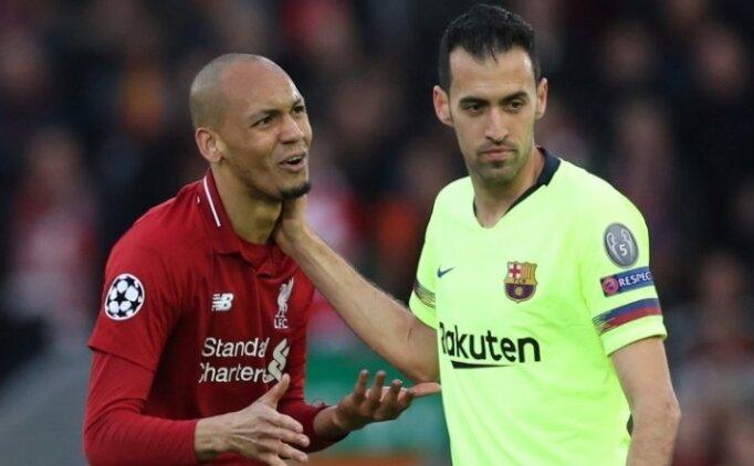 Busquets: 'Liverpool'un açtığı yara çok derin'