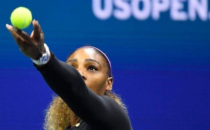 ABD Açık'ta kadınlar finalinin adı kondu