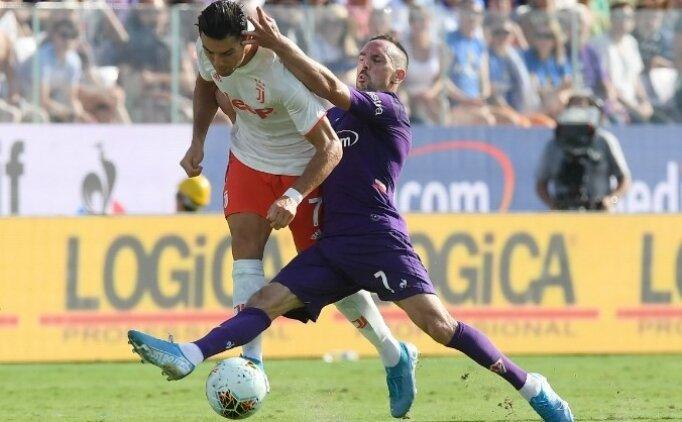 'Franck Ribery, Cristiano Ronaldo'dan daha iyi'