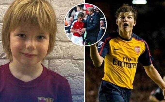 Wenger'den ismini aldı, Barcelona'da parlıyor!