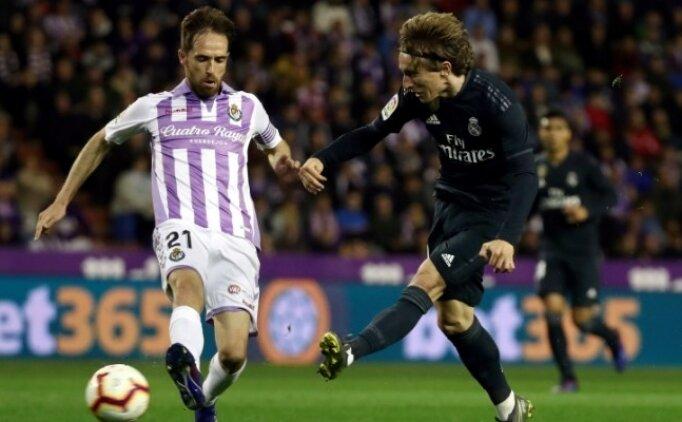 Real Madrid'in maçında olay yaratan VAR görüntüsü!