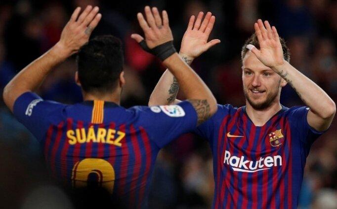 Barcelona'dan Ivan Rakitic açıklaması! 'Sezon sonu...'