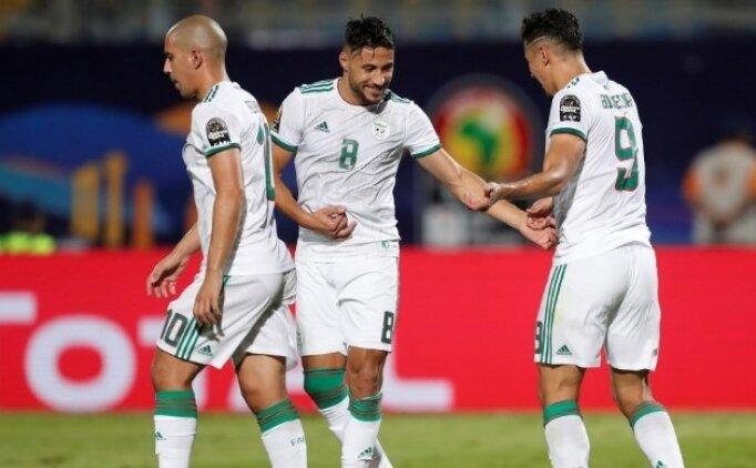 Cezayir'den Afrika Kupası'na rahat başlangıç!