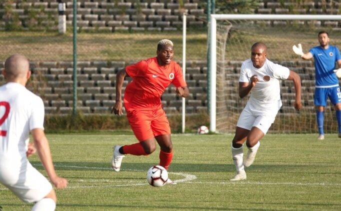 Gençlerbirliği'nde Sadio Diallo sakatlandı
