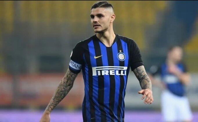Icardi için Juventus ve Napoli savaş veriyor