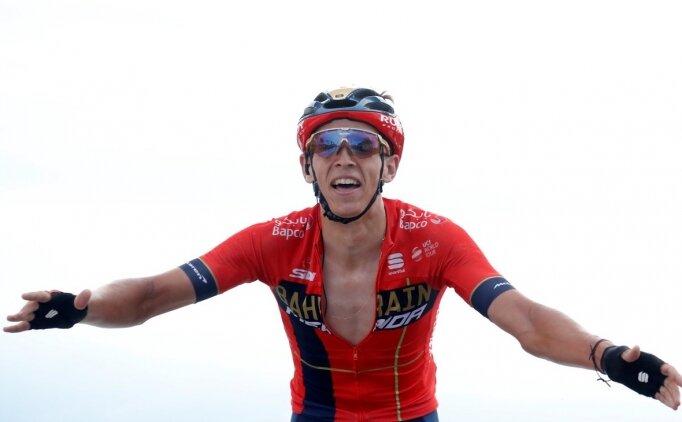 Fransa Bisiklet Turu'nda 6. etap Teuns'un oldu!