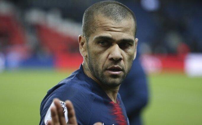 PSG'de Dani Alves yol ayrımında!