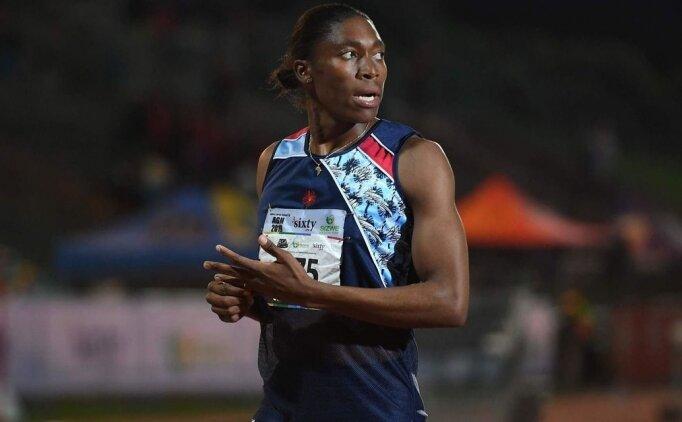 Caster Semenya 3 bin metrede yarışacak