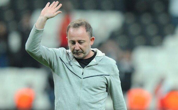 Beşiktaş taraftarı Sergen Yalçın'ı istiyor